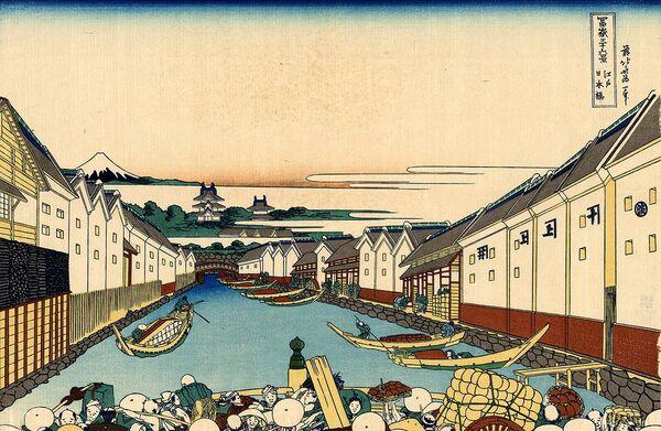 Estampes japonaises de :