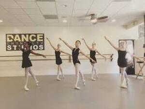 dance ballet chanel tv studio ballet class