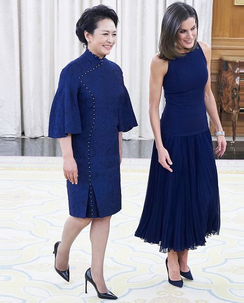 Visite présidentielle chinoise - 1