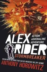 Alex Rider, tome 1
