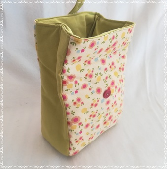 Tuto : Un sac à goûter