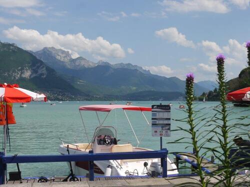 Toujours ce magnifique lac