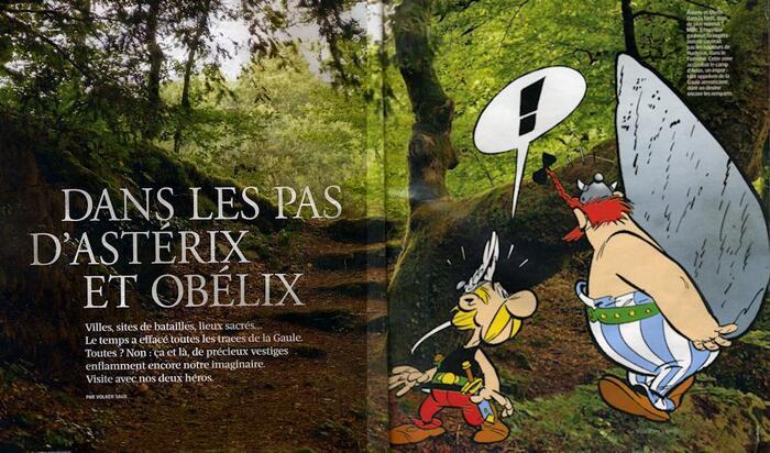 Les Secrets De La Forêt D'Huelgoat...  Par Hughes Dérouard...