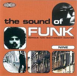 V.A. - The Sound Of Funk Vol.9 - Complete CD