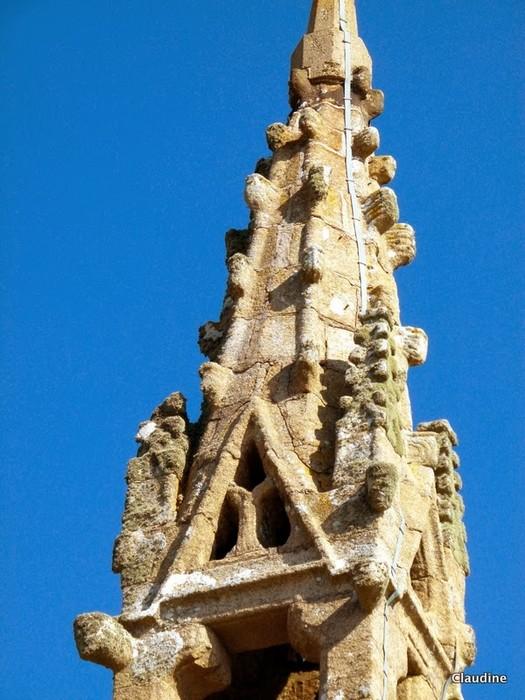 Finistere, eglise St.Jean-le-Passeur-29780-1