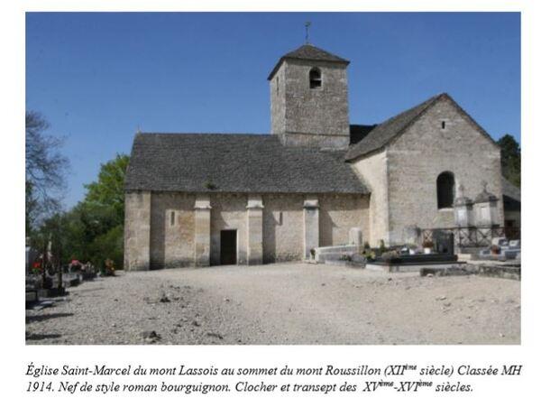 """""""Le Mont Lassois, de l'Antiquité tardive au Haut Moyen-Âge"""", une étude historique de François Poillotte pour la SAHC"""