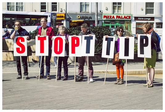 Le TTIP pourrait voler en éclats