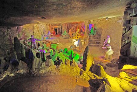 Lieux énigmatiques : Les Mines de sel de Wieliczka