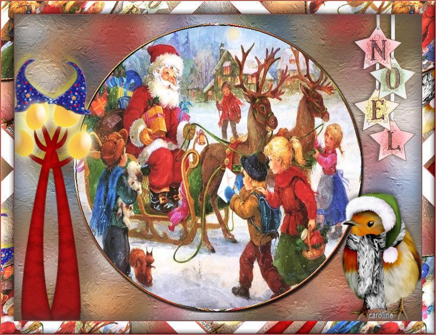 """Jour 17 """"Noël"""" de Nath"""