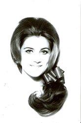 Jacques Dessange coiffe Sheila...