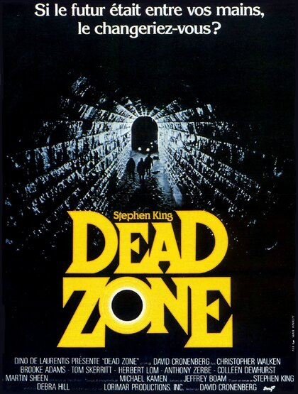 DEAD ZONE BOX OFFICE 1984