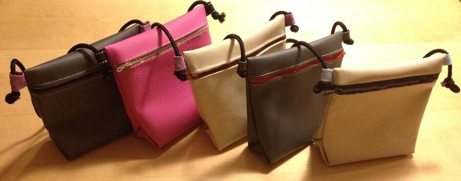 Série de sacoches