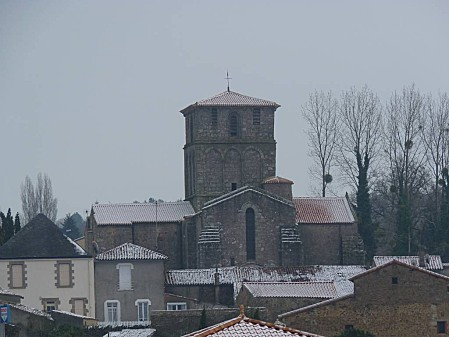 église du Vieux Pouzauges