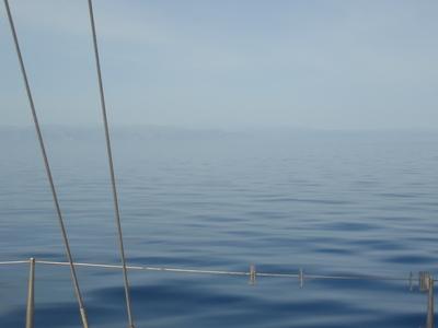 Première Nav. de l'année 2013 - Poros la belle