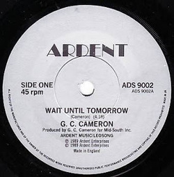 G.C. Cameron - Wait Until Tomorrow