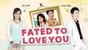 Fated to love you 命中註定我愛你 (Ming Zhong Zhu Ding Wo Ai Ni) - 2C drama