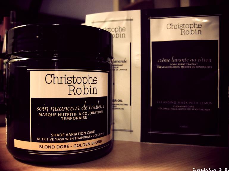 Christophe Robin : Et la lumière dorée fût !