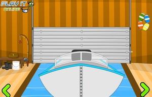 Jouer à Escape old boathouse