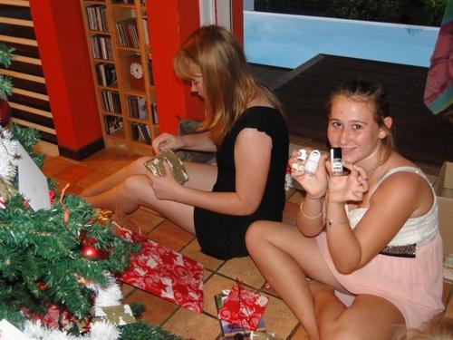 Anniversaire Alizée et Noël 2014