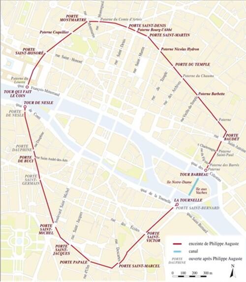 Promenade culturelle un dimanche à Paris