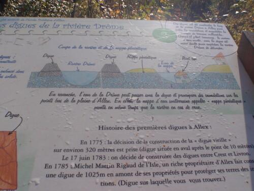 Au bord de La Drôme