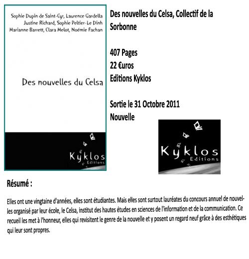 Des nouvelles du Celsa, Collectif de la Sorbonne
