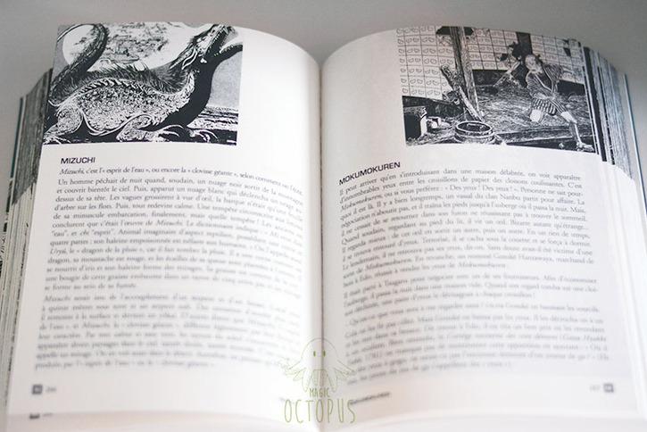 Le dictionnaire des Yōkai par Shigeru Mizuki - Magic Octopus Blog