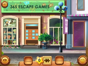Jouer à Cartoon street 4 escape