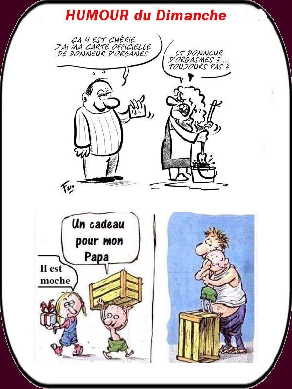 humour du dimanche 13 déc 2015 - 03