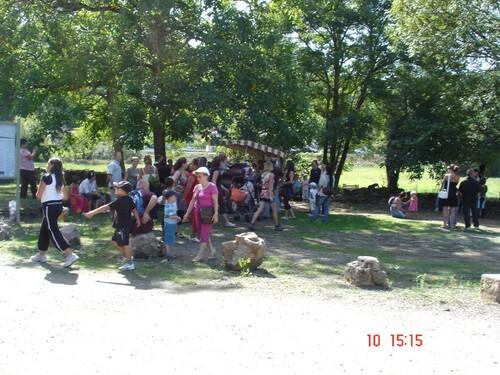 BALADE A DOS D'ANE Sep 2008
