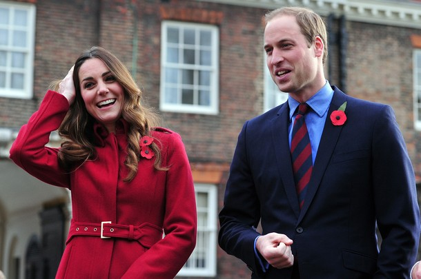 Kate et William et le souvenir