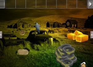 Jouer à Desolate town escape
