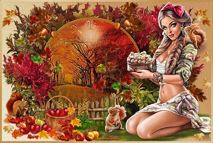 Autumn Oktober