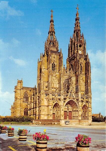 L'épine, basilique Notre-Dame de l'épine : le puits de l'œuvre