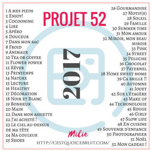 projet 52 s