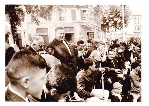 En 1962 - Le Carnaval organisé par l'UCAG !