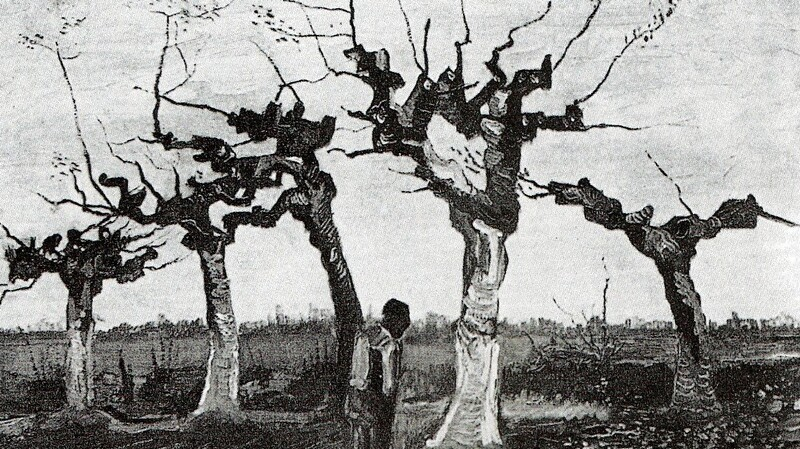7.Van Gogh 1884 / A Nuenen,désormais peintre...