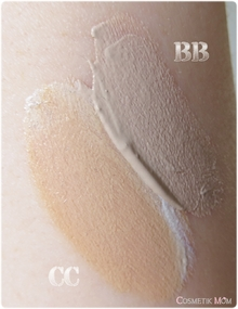 CC ou BB Cream Erborian?