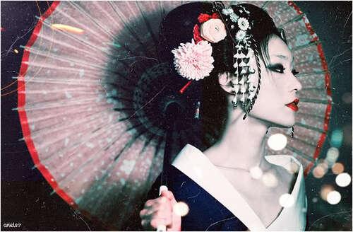 Les Geishas