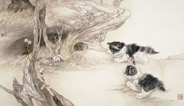 Peinture de : Mi Chunmao