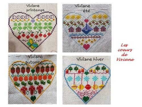 coeurs de Viviane