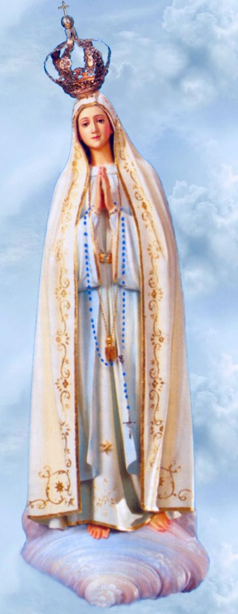 Le mois du rosaire : 5 octobre
