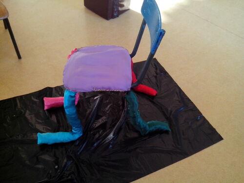 Histoire des arts CP_ art du quotidien: les chaises