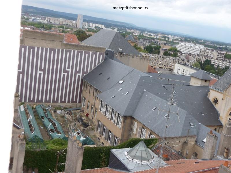 Hôtel St Livier à Metz.