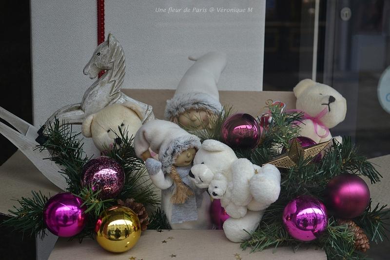 Rambouillet : Quelques décorations de Noël