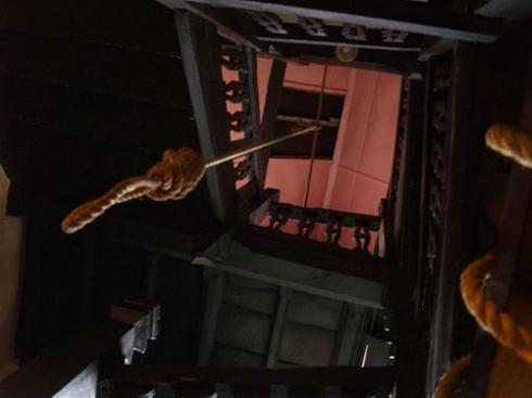 The Skirrid Inn intérieur