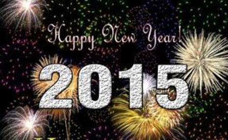MEILLEURS VOEUX  2015  A TOUS