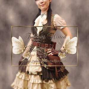Steampunk-Personnages