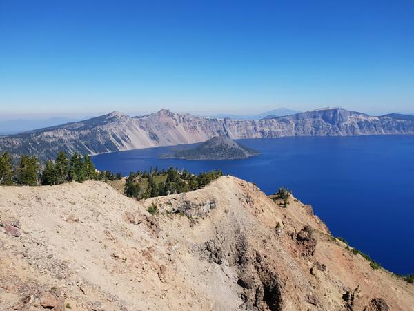 Crater Lake, joyau de l'Oregon