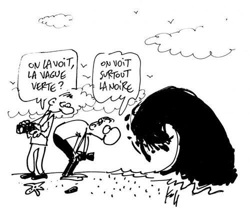 Les élections en Belgique selon... Kroll
